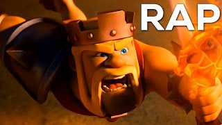 Rap do Clash of Clans | PlayHard 1 Milhão