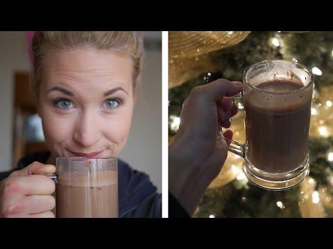 Xxx Mp4 50 Calorie Hot Chocolate LOW CARB PALEO IIFYM SUGAR FREE 3gp Sex