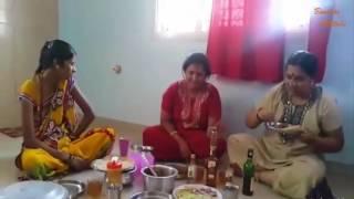 Besharam aurato ka karnama * Girls party funny video