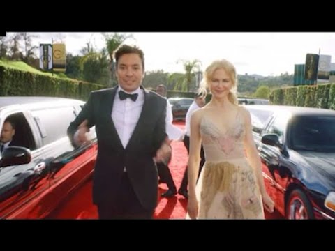 It's so fun to watch a parody of the movie!  The 74th Golden Globes Opening Act