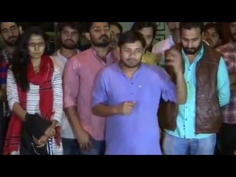 Xxx Mp4 Kanhaiya Kumar Calling Indian Army Rapist Watch Video 3gp Sex