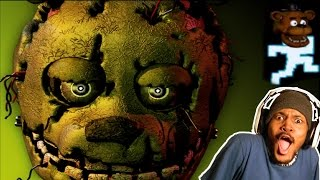 CORYXCRAZY | Five Nights At Freddy's 3 [Troll Game] (LEVEL 23!!!)