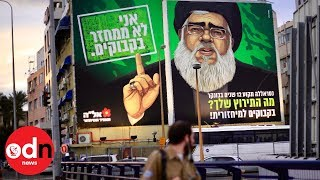 Why is the Hezbollah leader the poster-boy for Israel