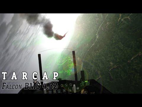 Falcon BMS - Sweet jesus, TARCAP Vs SU-30's - Korea