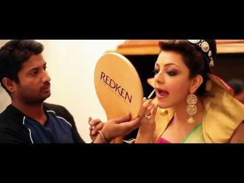 Mehendi Wedding Magazine - Kajal Aggarwal photo shoot