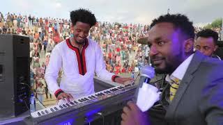 Kakuu Gospel Band with Singer Efrem Alemu, Gutu  Shifara and Adisu Wayima
