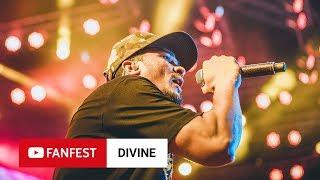 DIVINE @ YouTube FanFest Mumbai 2018