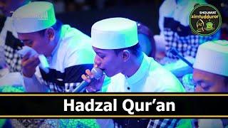 Hadzal Qur'an Lirik | Az Zahir di Taman Pemalang