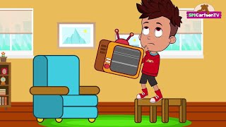 Strange Television | Funny Cartoons Animation for Children 57 | Learning Video For Toddler | SMCTTV