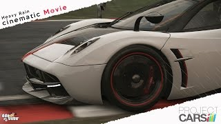 Project CARS - Heavy Rain - Ingame cinematic Movie