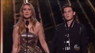 Celine Dion Billboard Icon Award Acceptance Speech at the Billboard Music Awards 2016
