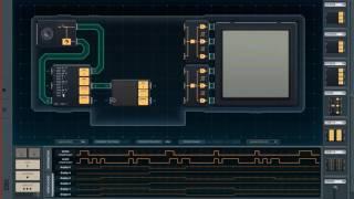Shenzhen I/O - Part 6 - Haunted Pocket I-Ching Ghost Electronics