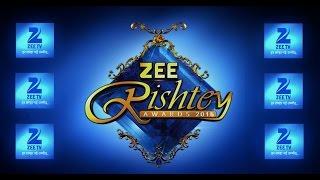 Zee Rishtey Awards 2016 || Title Track || Promo || Jassi Maan || ZEE TV.