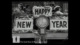Charlie Chaplin - Auld Lang Syne - Happy New Year (The Gold Rush clip)