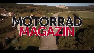Honda CB1100 im Motorradmagazin Test