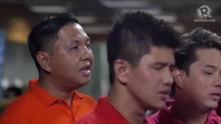 Bukas Palad –'Huwag Kang Mangamba