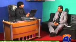 Aik din geo ke saath   Sakhawat naz   18th december 2011 part 1   YouTube