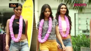 FBB Femina Miss India 2016 | Episode - 5 | Seg 2