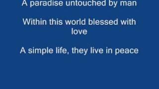 Two Worlds  Phil Collins Lyrics Hq