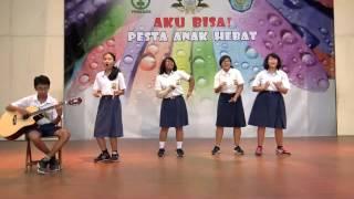 Padang Bulan - Tim Vocal Group FLS2N SMP Putra  Bangsa