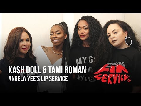 Angela Yee s Lip Service Feat. Kash Doll and Tami Roman