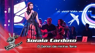 "Soraia Cardoso - ""Ó gente da minha terra"" | Final | The Voice Portugal"