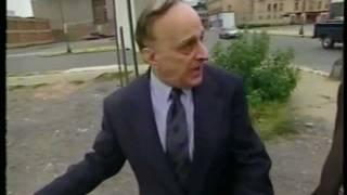 The Gay Blade Mayor of Utica  NY, Edward A. Hanna, Year 1999 CBS Interview