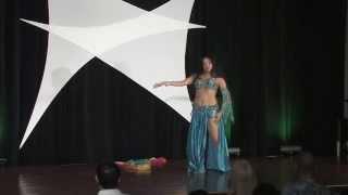 Samantha Bellydance Houston Oriental Dance Festival 2015