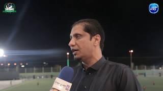 افتتاح بطولة عسفان الثانية l لقاء مع الكابتن بادي المالكي مدير فريق منتخب جدة