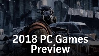 Most anticipated PC games of 2018