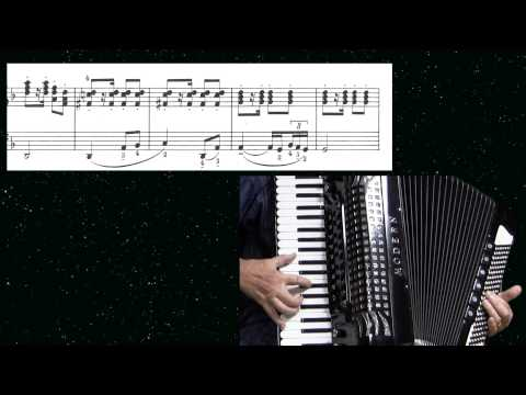 Jalousie Tango Gitano Lee Terry Meisinger Accordion Accordeon Fisarmonica Akkordeon