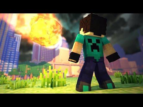 Minecraft: O METEORO!! #05 ( O SONHO)