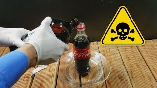 Coloquei Ácido na Coca e o resultado me deixou ASSUSTADO.