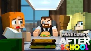Minecraft After School - LITTLE LIZARD MEETS SARAHS PARENTS!