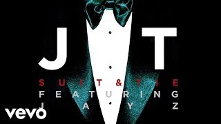 Justin Timberlake - Suit & Tie (Audio) ft. JAY Z