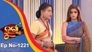 Durga | Full Ep 1221 | 6th Nov 2018 | Odia Serial - TarangTV