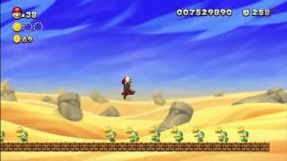 Superstar Road-2 Run For It [New Super Mario Bros Wii U]
