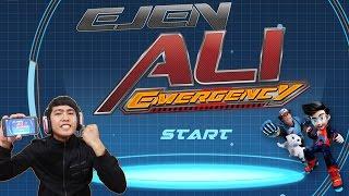Pertama Kali: Ejen Ali Emergency Game Review Level 1 to 10