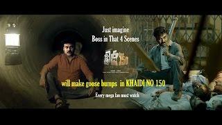 Khaidi No 150 || Goose Bump Scenes || every mega fan must watch || edit by MMK