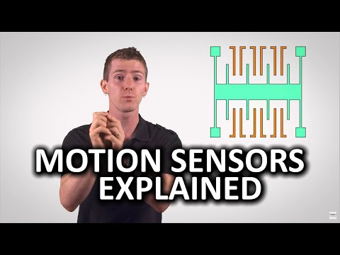 Motion Sensors as Fast As Possible