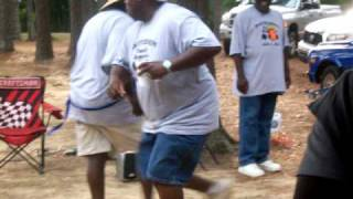 Uncle James N David do the spank dance