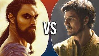 VS Shorts | Khal Drogo vs Oberyn Martell