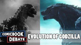 Evolution of Godzilla Movies in 20 Minutes (2018)