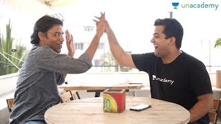 Unacademy Knowledge Fight - Roman Saini vs Biswa Kalyan Rath | Episode 2