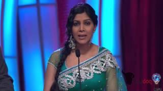 Madhubala wins the Favorite New TV Drama Award at the People