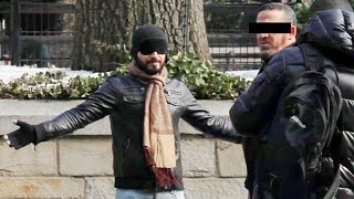 Blind Muslim Trust Experiment - New York City