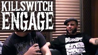 Killswitch Engage New Album Incarnate (Full Interview)   MetalSucks