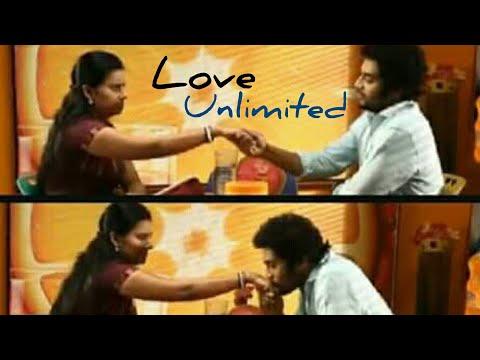 Love unlimited #office #Vijaytv #karthi #Raji #status #serial