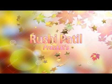 New marathi song rushi patil