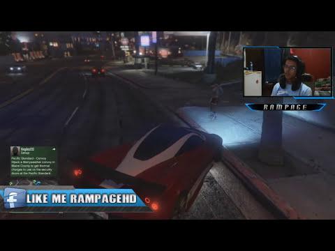 GTA 5 - XXX, Putas, Golfas & Mas!! C/MGSD13 & DiegoSaybe (GTA V Online Ps4 Honduras)